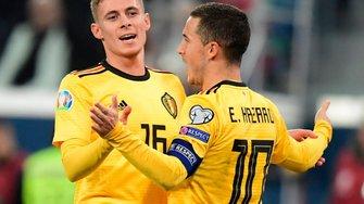 Брати Азари нокаутували Росію у матчі відбору на Євро-2020, Словенія з Вербічем чіпляється за примарний шанс