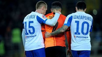 Шахтер – Динамо: Тайсон получил дисквалификацию за неприличный жест фанатам киевлян
