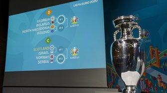 Результаты жеребьевки стыковых матчей Евро-2020 – сузился круг потенциальных соперников Украины