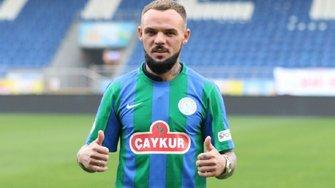 Морозюк забил дебютный гол за Ризеспор – эффектный удар украинца помог команде победить в матче Кубка Турции