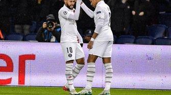 Ліга чемпіонів: ПСЖ декласував Галатасарай, Атлетіко на класі здолав Локомотив та вийшов у плей-офф