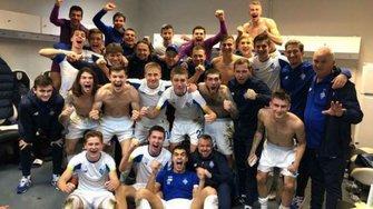 Динамо U-19 дізналося потенційних суперників у плей-офф Юнацької ліги УЄФА