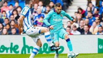 Барселона и Реал Сосьедад расписали результативную ничью в зрелищном матче
