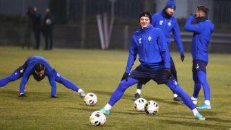 Динамо проведет 8-9 спаррингов во время зимней паузы, – СМИ