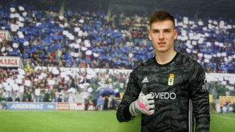 Альмерия – Овьедо: видеоонлайн-трансляция дебютного матча Лунина в новой команде