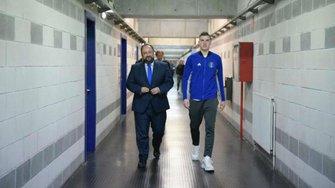 Лунін дебютує за Ов'єдо в домашньому поєдинку – онлайн-трансляція матчу
