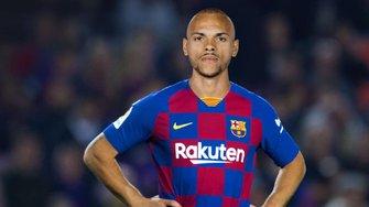 Барселона официально объявила о подписании Брейтуэйта