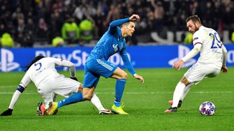 Ліон сенсаційно обіграв Ювентус – чорний день Роналду та Дибали