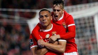 Бенфіка – Шахтар: португальці оголосили попередню заявку на матч Ліги Європи