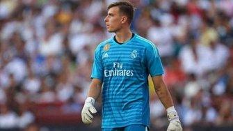 Лунін зробив амбітну заяву щодо повернення в Реал – українець ще не сказав останнього слова в Мадриді