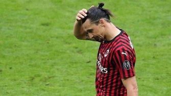 Ібрагімовіч ризикує попрощатись з футболом через серйозну травму на тренуванні Мілана