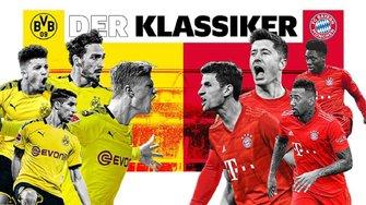 Боруссия Дортмунд – Бавария: стартовые составы на главный матча сезона