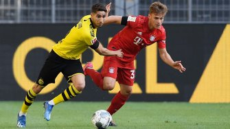 Баварія мінімально перемогла Борусію Д – шедевр Кімміха вбив інтригу в боротьбі за чемпіонство