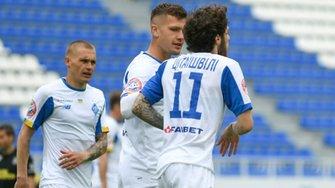 Динамо уверенно победило Олимпик благодаря дублю Цитаишвили в сокращенном матче