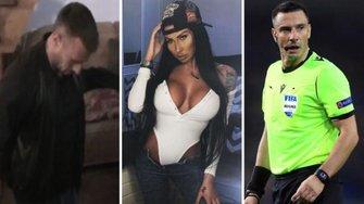 """Судья, губивший Динамо и Шахтер, арестован на вечеринке с кокаином, оружием и проститутками – """"невиданный скандал"""""""