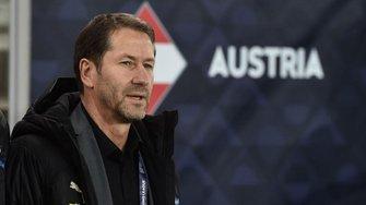 Австрія продовжила контракт з головним тренером – вона зіграє з Україною на Євро-2020