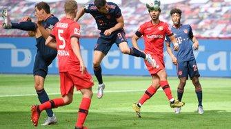 Баварія впевнено переграла Байєр і зробила передостанній крок до чемпіонства