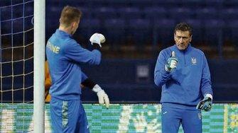 Тренер збірної України назвав головну проблему Луніна в Реалі