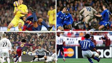 Магия на Стэмфорд Бридж, шок Симена, удивительные бисиклеты: лучшие голы Роналдиньо – великого шоумена в мире футбола