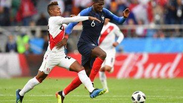 Франция – Перу – видео гола и обзор матча