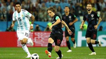 Аргентина – Хорватия – видео голов и обзор матча