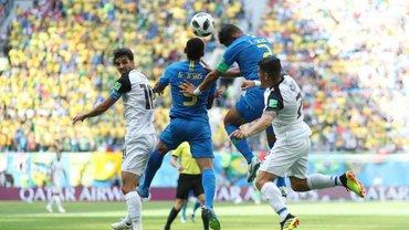 Бразилия – Коста-Рика – 2:0 – видео голов и обзор матча