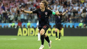 Хорватия разгромила Аргентину в матче ЧМ-2018