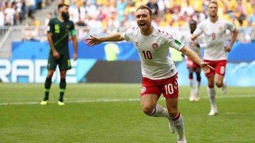 Дания – Австралия: онлайн-трансляция матча ЧМ-2018 – как это было