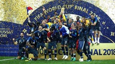 Фінал ЧС-2018: Франція прагматично здобула титул чемпіона, а Хорватія зробила матч яскравим