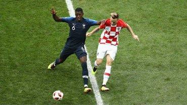Франція – Хорватія: онлайн-трансляція фіналу ЧС-2018 – як це було