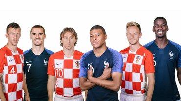Франція – Хорватія: анонс фіналу ЧС-2018
