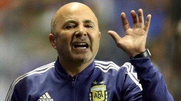 Сампаоли официально покинул сборную Аргентины