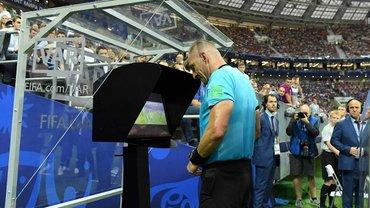 Франция – Хорватия: Шмейхель разочарован судейством финала ЧМ-2018