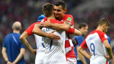 Ловрен: Франція не грала в футбол