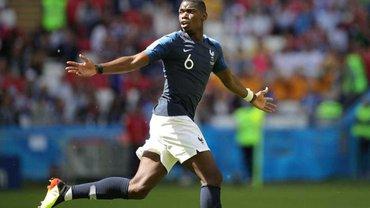 Франція – Хорватія: Евра дуже емоційно відреагував на гол Погба у фіналі ЧС-2018