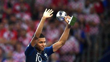 Франція – Хорватія: Мбаппе і Пеле влаштували обмін компліментами в соцмережі після фіналу ЧС-2018