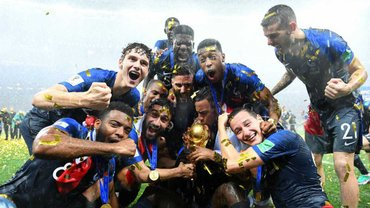ЧС-2018: Барселона та Монако – єдині клуби, гравці яких посіли всі призові місця Мундіалю