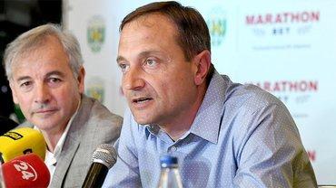 Бойчишин: У футболистов и тренеров есть мечта – увидеть заполненный стадион Украина