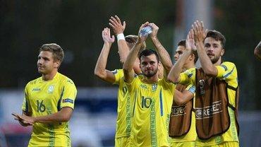 Україна U-19 перемогла Францію в 1 турі групового етапу Євро-2018