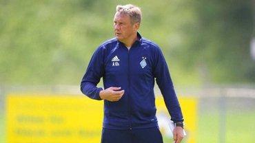 Хацкевич: У Динамо задачи на сезон не менялись и никогда не изменятся
