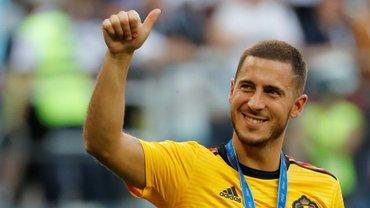 Азар стане найвисокооплачуванішим гравцем Реала, – ЗМІ