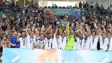 Динамо одолело Шахтер и завоевало Суперкубок Украины 2018 – не обошлось без скандала