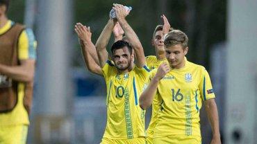 Украина – Англия: онлайн-трансляция матча Евро-2018 U-19