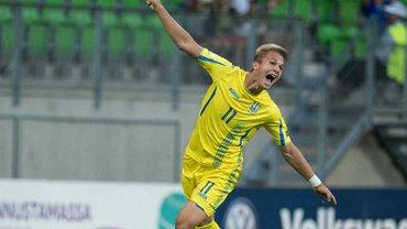 Украина U-19 сыграла вничью с Англией во 2 туре Евро-2018