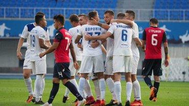 Львів впевнено обіграв Арсенал в битві новачків УПЛ