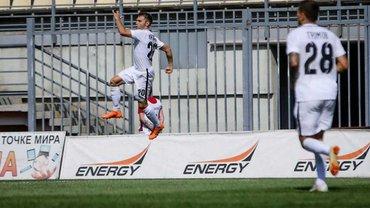 Заря встретится с Брагой в 3-м раунде квалификации Лиги Европы