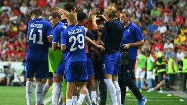 Динамо – Славія – 2:0 – відео голів та огляд матчу