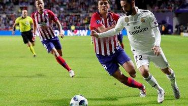 Реал – Атлетико – 2:4 – видео голов и обзор матча