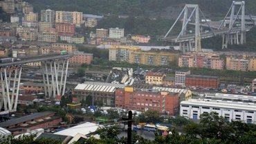 Старт чемпіонату Італії може бути перенесений через обвал моста в Генуї