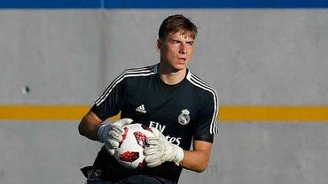 Реал – Хетафе: Лунин не попал в заявку на матч